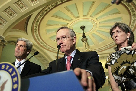 Senate Drops Climate From Energy Bill