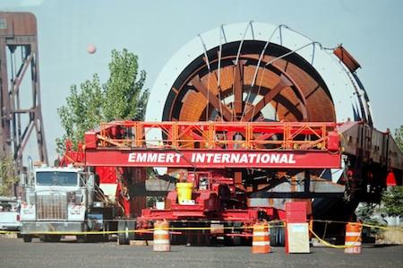 big-haul-rigs Highway 12 - Choke Point: U.S.