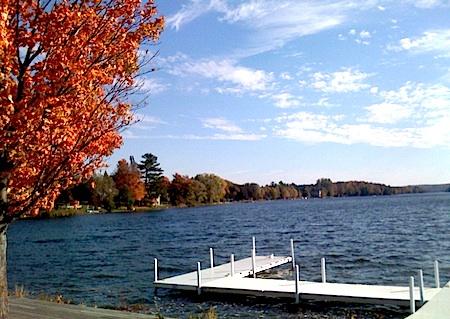 Central Lake, Michigan Fall 2011