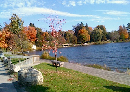 center-lake-fall-2011