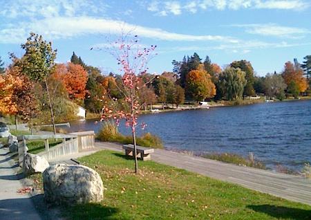 center-lake-fall-2011