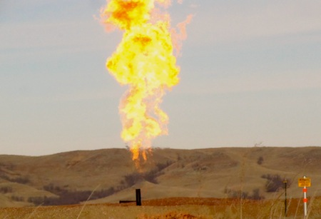 North Dakota-fire-in-the-well