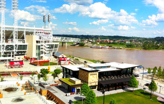 In New York Times, Cincinnati's Riverfront Revival