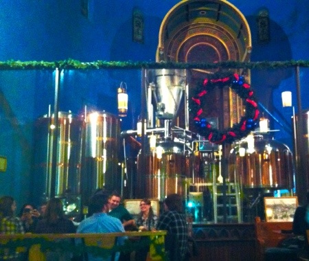 A Cathedral to Beer in Pittsburgh