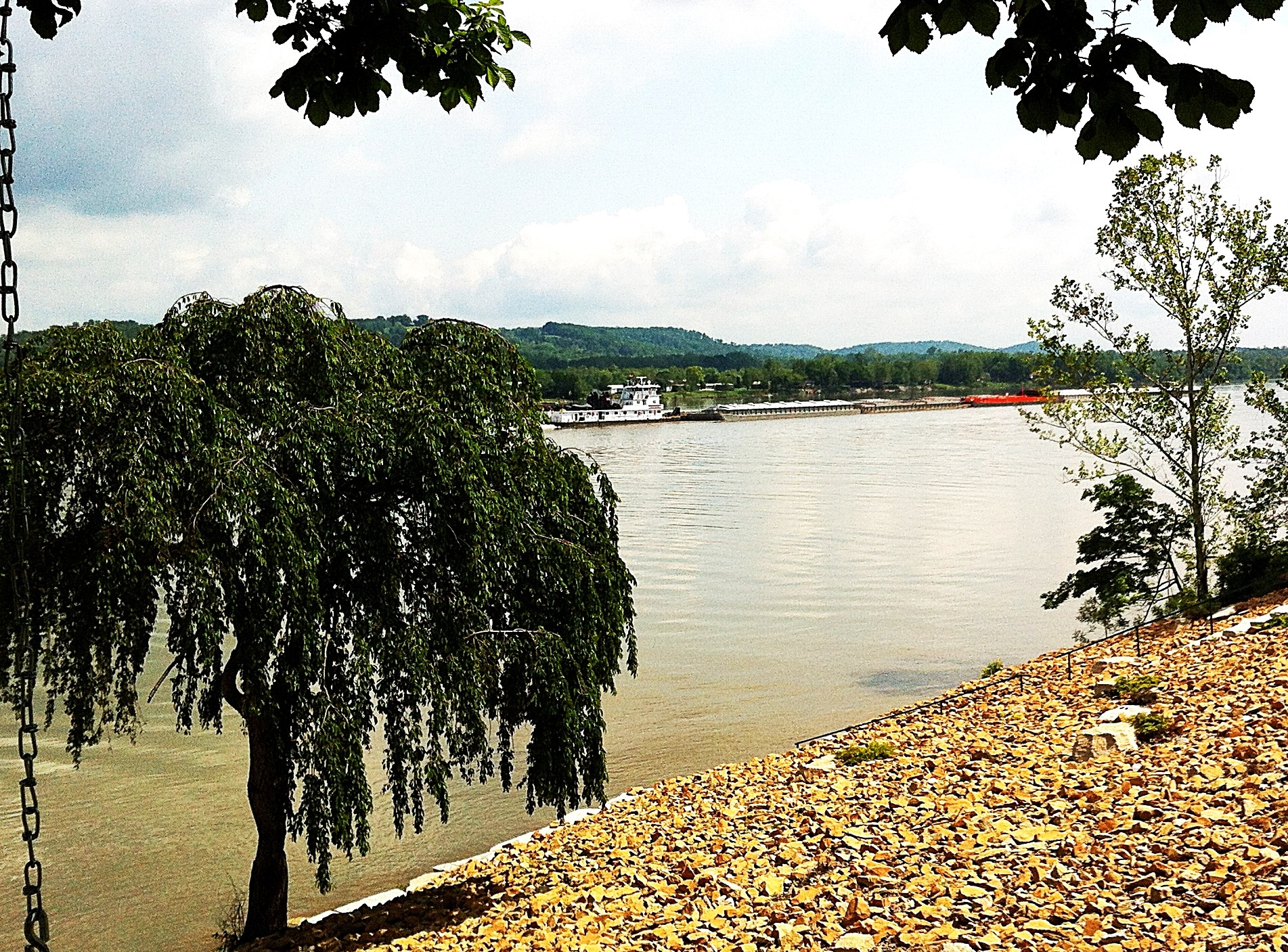 Water, Energy and the Ohio River Valley's New Course