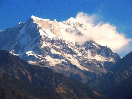 Torrent of Water and Big Questions Pour From Matchless Peaks of India's Himalayan Region