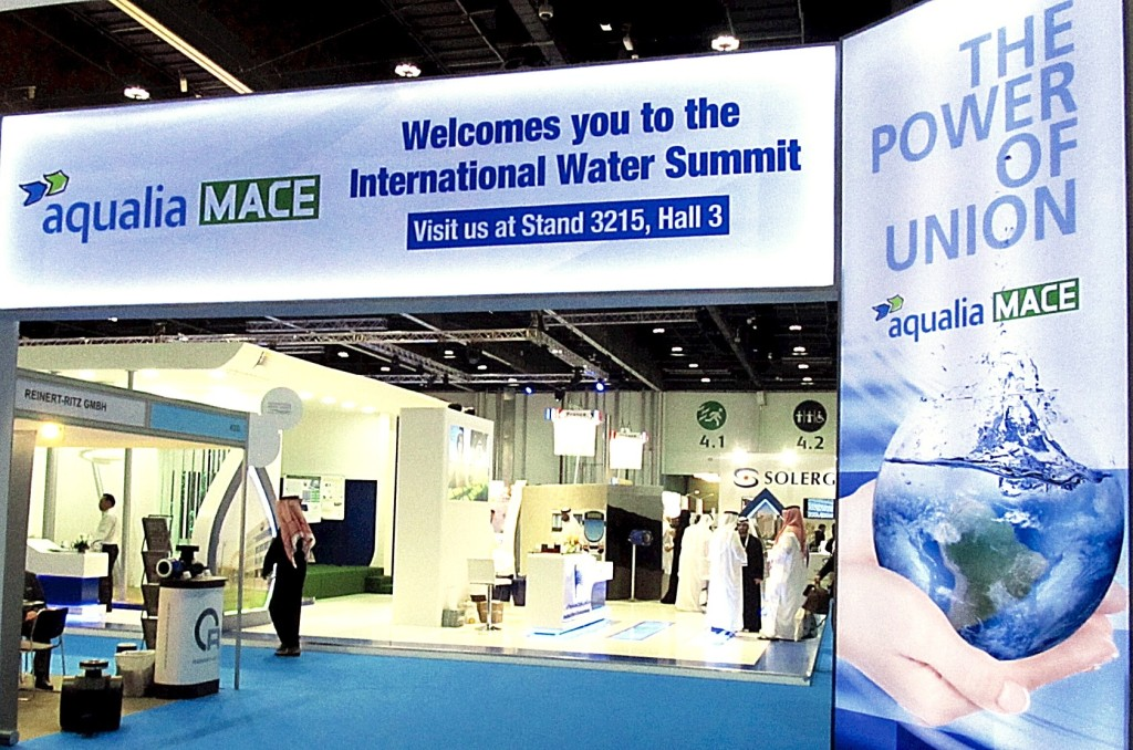 Abu Dhabi held its second International Water Summit, which ended on January 22. Photo/Keith Schneider