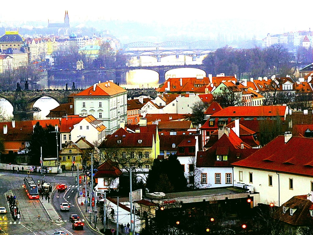 The Czech Republic's capital city is stunning, and reachable on a great rail transit system. Photo/Keith Schneider
