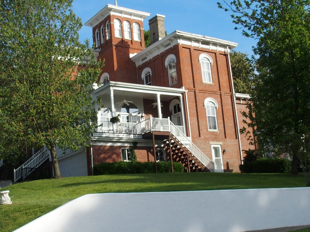 Henderson, KY., founded in 1797, offers an amazing collection of beautiful Victorian era homes. Photo/Keith Schneider