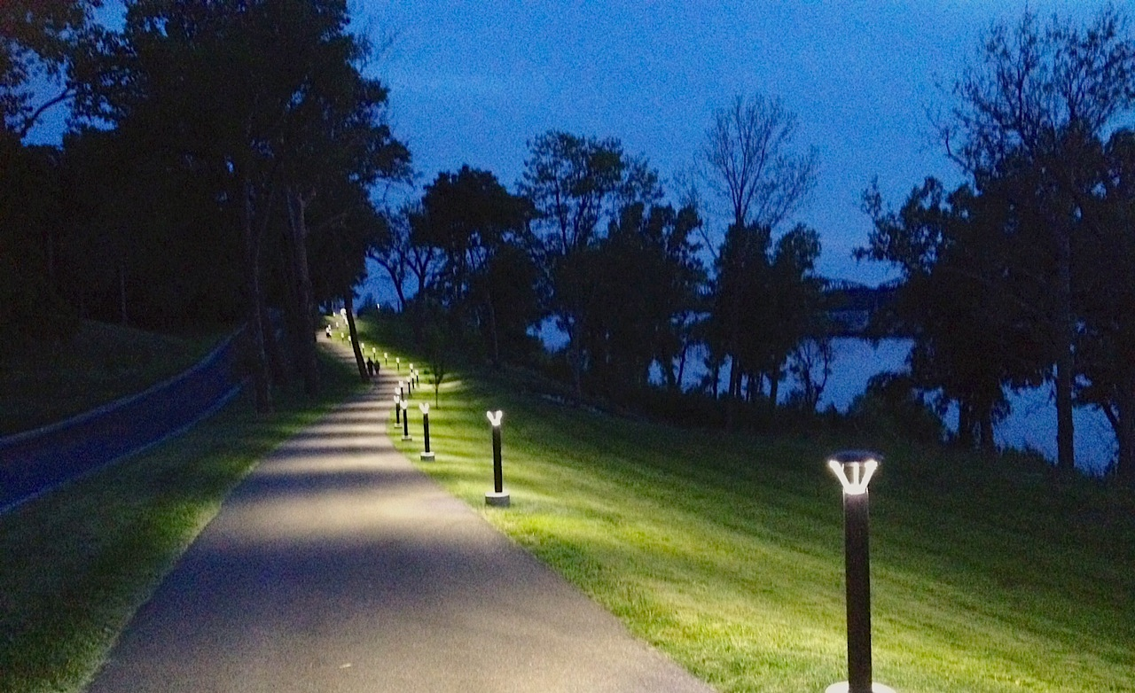 Henderson, Kentucky's Riverwalk Along the Ohio River Shows Value of Public Investment
