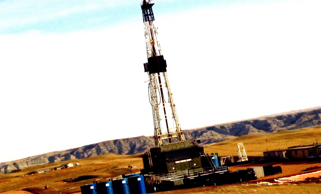 Circle of Blue, in its 2010 Choke Point: U.S. report, was the first to recognize that water supply and water quality were the primary impediments to fracking and the oil and natural gas production boom in the U.S. Photo/Keith Schneider