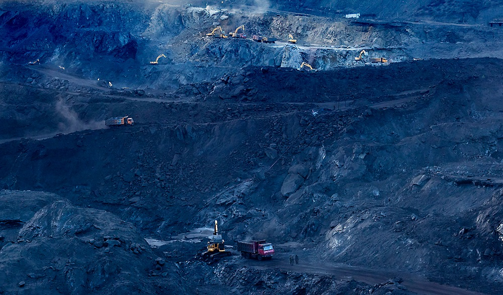 China's coal consumption, from mines like this in Inner Mongolia, is closing in on 4 billion metric tons annually, influencing dangerous new weather patterns in Asia and globally. Photo/Toby Smith