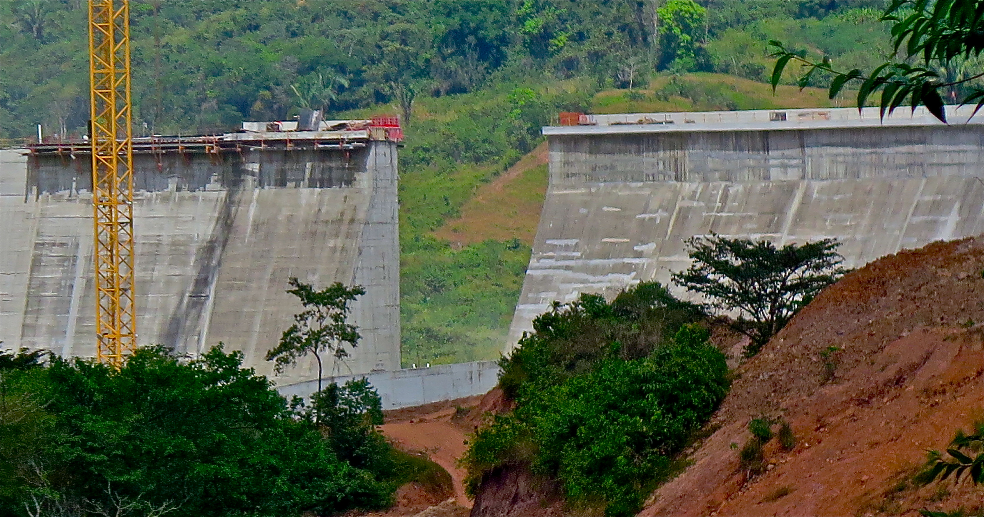 Panama's Hydropower Development Defined By Fierce Resistance and Tough Choices