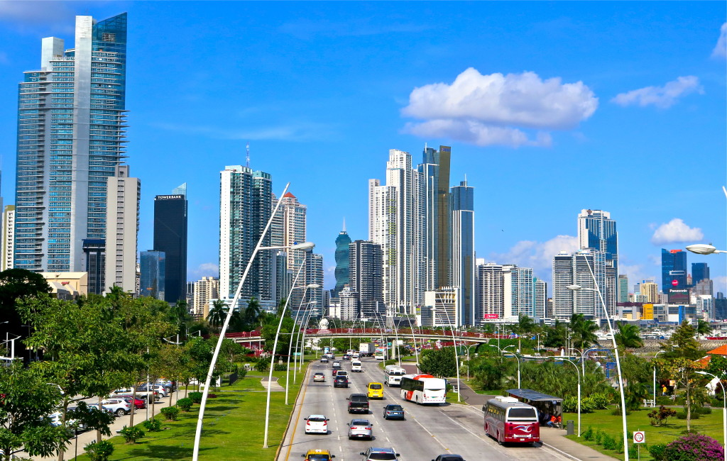 Panama's world class capital. Photo/Keith Schneider