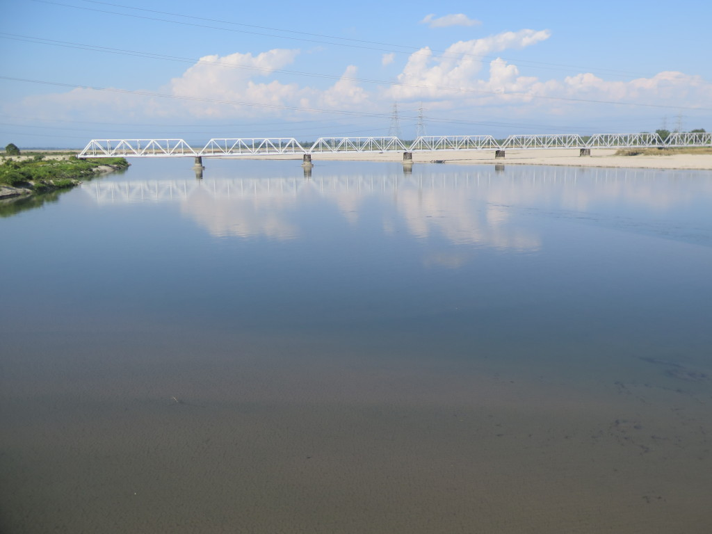 India and China compete for the waters of the mighty Brahmaputra River to generate hydropower. Photo/Keith Schneider