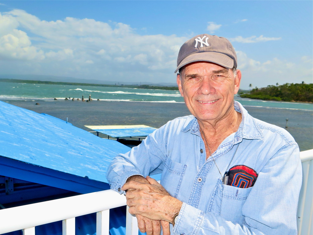 Stanley Heckadon-Moreno, one of Latin America's most influential and successful conservationists, is a national leader in Panama's work to safeguard clean rivers and protect thousands of square miles of magnificent tropical forests. Photo/Keith Schneider