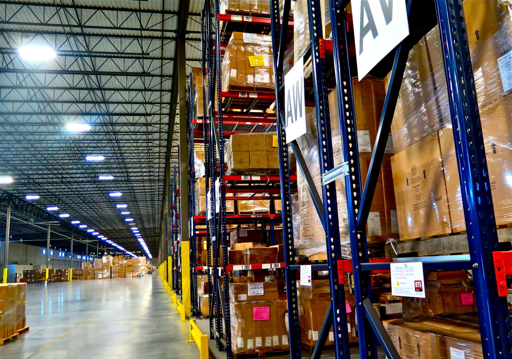 U s ports modernize while water supply and quality - Garden city ny distribution center ...