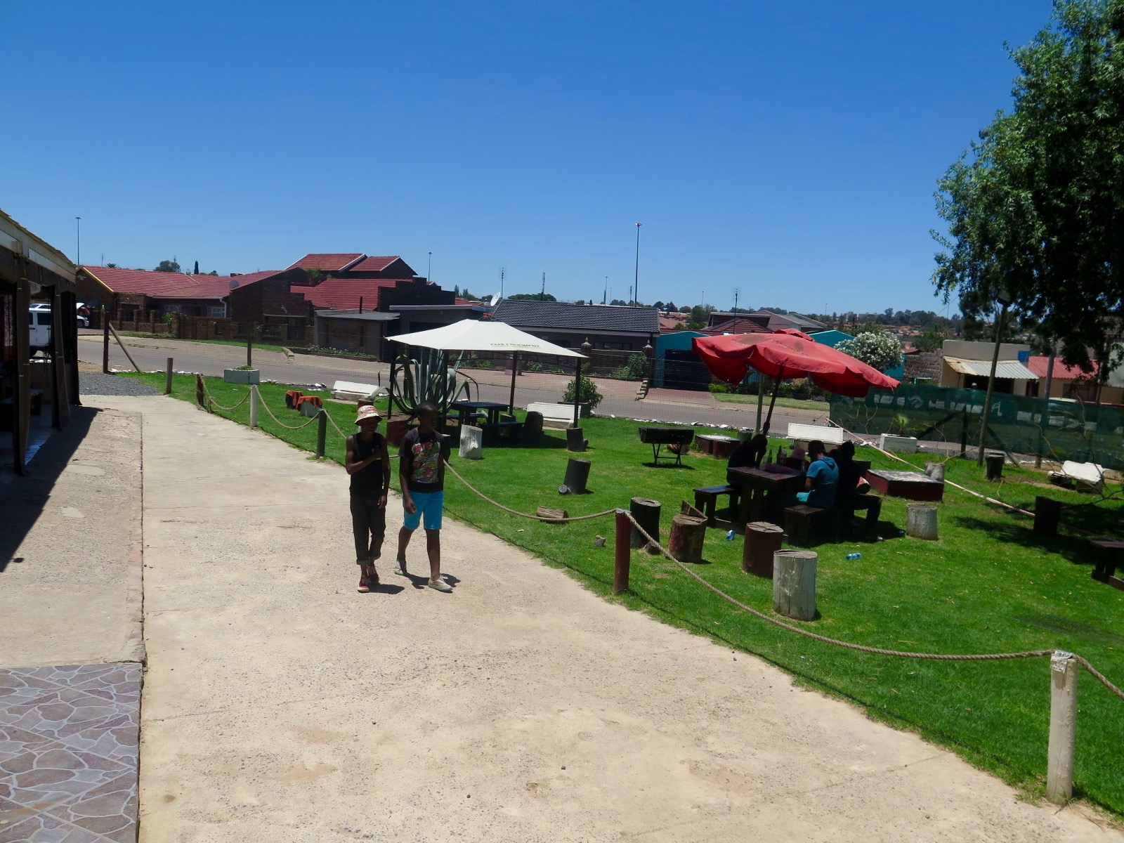 Parks and Promise in Emalahleni, South Africa