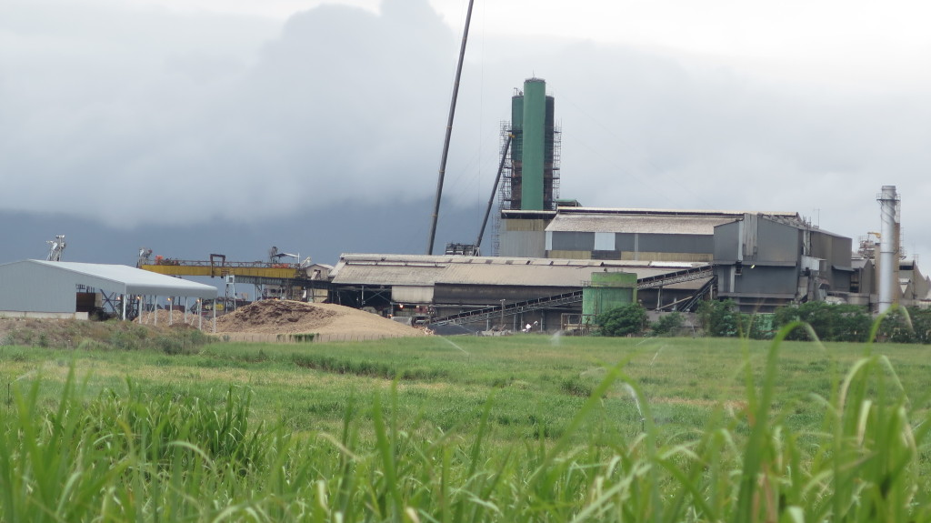 Pongola Sugar Mill, built in 1954, expects to start crushing cane in April, weeks later than normal. Photo/Keith Schneider