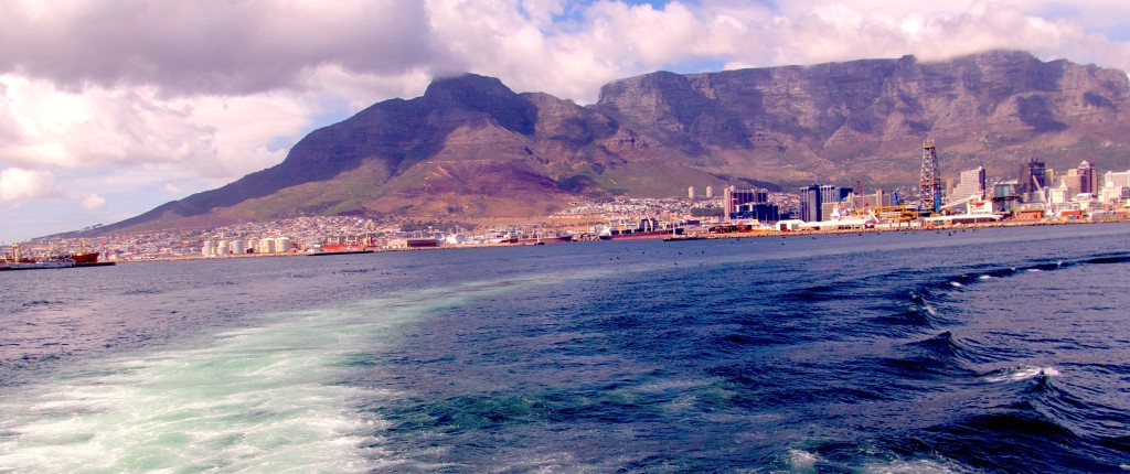 Cape Town is one of the world's magnificent cities/ Photo/Keith Schneider