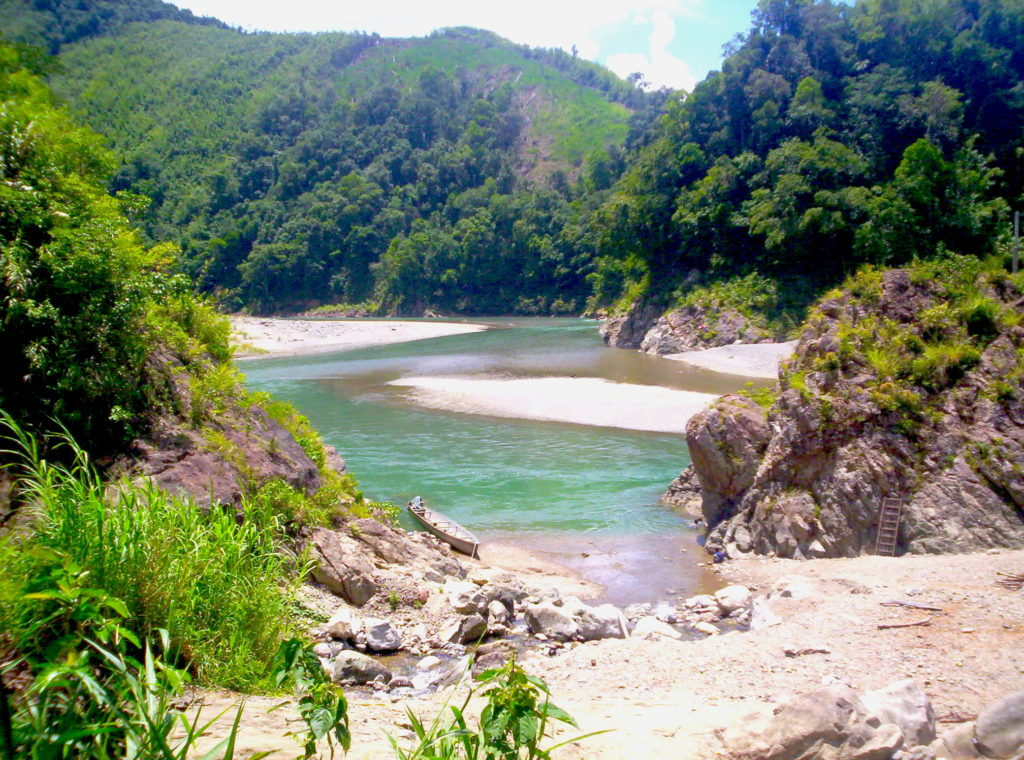 The Dibagat River exemplifies the magnificent freshwater resources that Gina Lopez is determined to safeguard.