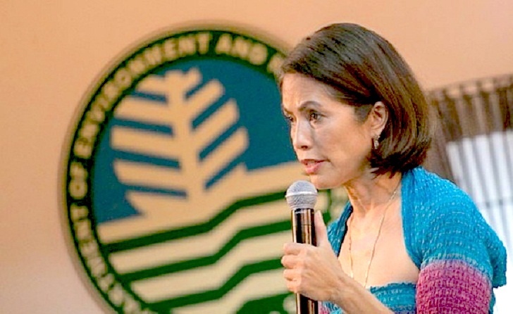 Gina Lopez has pursued an aggressive campaign to convince miners to follow environmental law and to protect watersheds.