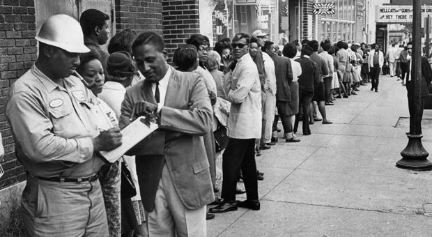 Voter Suppression, Racism, Conspiracy Theories, Stolen Elections – We've Seen It All Before