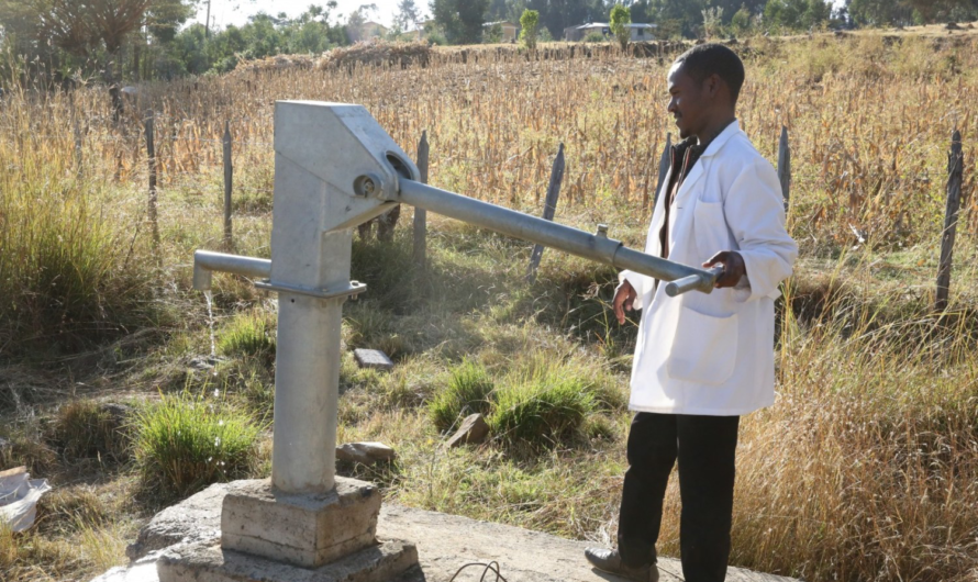 Report Cites Progress, Impediments to Universal Access to Clean Water, Safe Sanitation, and Hygiene